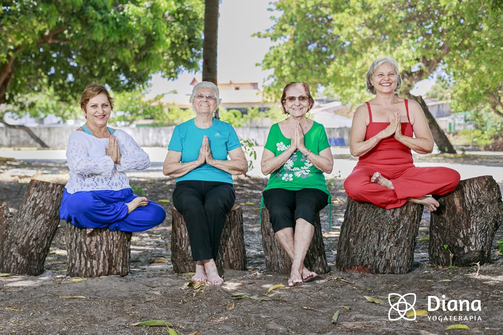 Yogaterapia para Longevidade Cerebral - Diana Suassuna